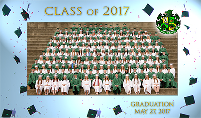 Pickens High School Class of 2017