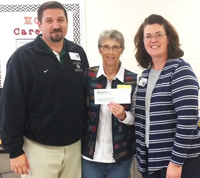 PHS HOSA Raises $440 for Living Arms Cancer Outreach