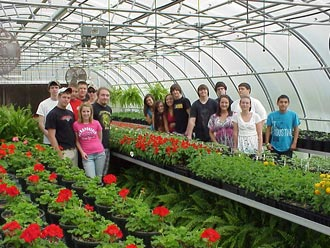 PHS GREENHOUSE PLANT SALE BEGINS APRIL 10TH
