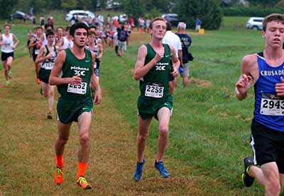 PHS XC Report:  Teams Run Well at Saucony Battle of Atlanta