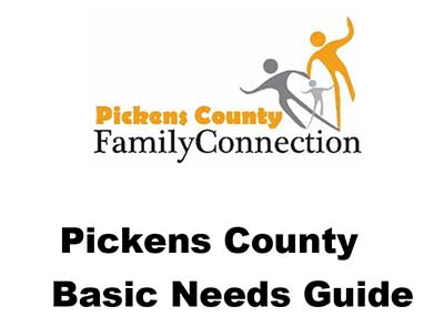 Pickens County Family Connection Resource / Basic Needs Guide
