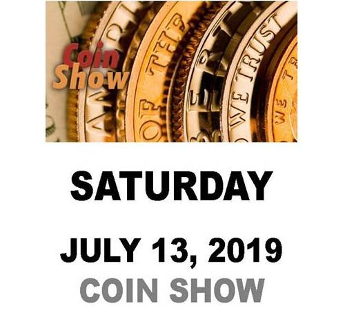 11th Annual Pickens County Coin Show This Saturday