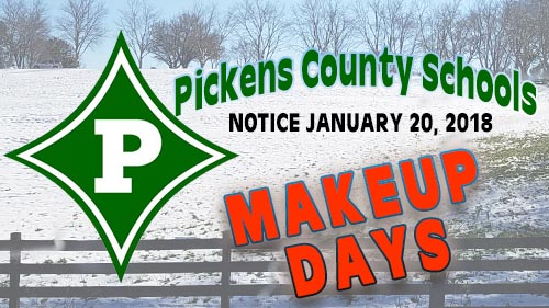 Pickens County School Calendar.Pickens County Public Schools Board Of Education Administration