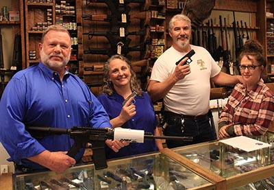 Last Week for Pickens County GOP Gun Raffle Tickets