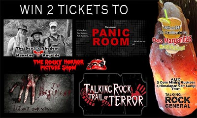 Pickens Haunt Contest Ends October 15th