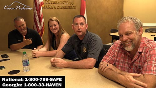 Candid Interview: Pickens Sheriff's Office Viral Lip Sync Challenge Video