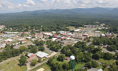 Pickens County Economic Development Report