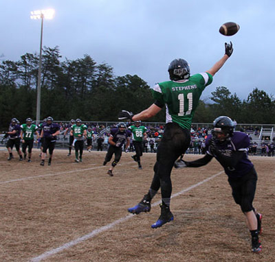 Alumni Grudge Match Falls in Pickens' Favor