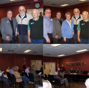 GOP COUNTY COMMITTEE MEETING HELD JANUARY 14TH