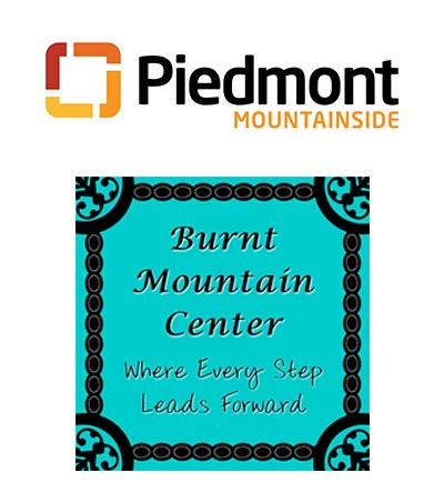 Piedmont Mountainside Supports Burnt Mountain Center with $10,000 Grant