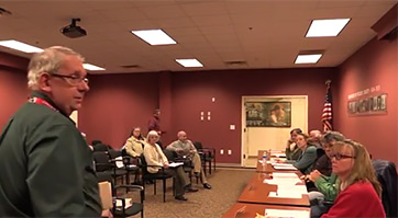 Pickens County Planning Commission Meeting (Video)