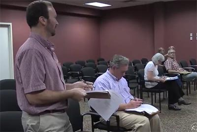 Pickens County Planning & Development September 2016 (Video)