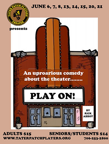 Auditions for Tater Patch Players 'Play On!'