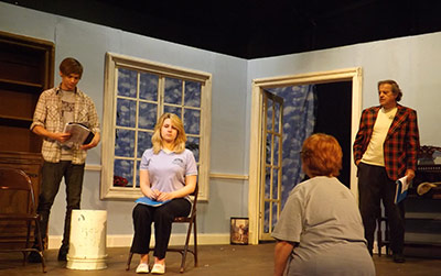 Tater Patch Players Present  Play On! Opens Friday