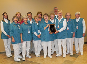 Congratulations to the Piedmont Mountainside Hospital Auxiliary!