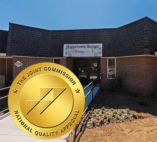 PruittHealth - Jasper Awarded Nursing Care Center Accreditation from The Joint Commission