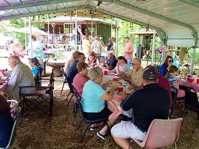 Auxiliary Unit hosts PCSO Family Picnic