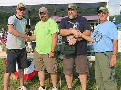 PCSO Auxiliary shares Jeepfest Success