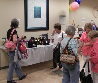 The Piedmont Mountainside Auxiliary to host purse and jewelry sale on August 27th