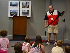 American Red Cross Summer Safety at Pickens County Public Library