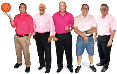 Piedmont Mountainside Hospital presents Real Men Wear Pink 2014