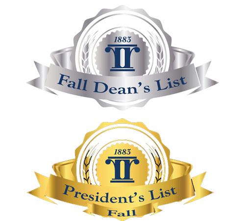 Pickens County Residents Make Reinhardt Dean's, President's Lists
