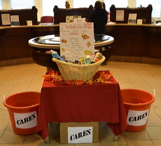 Renasant Bank holding Donation Drive for CARES