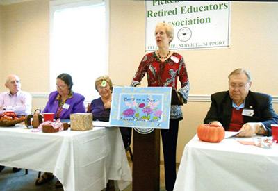 Representative Jasperse to Address Retired Educators