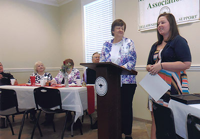 Retired Educators to Present Awards and Recognitions