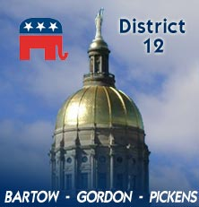 Update from Rick Jasperse - State House Representative District 12