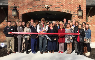 Rock Creek Manor Newest Facility Ribbon Cutting Ceremony