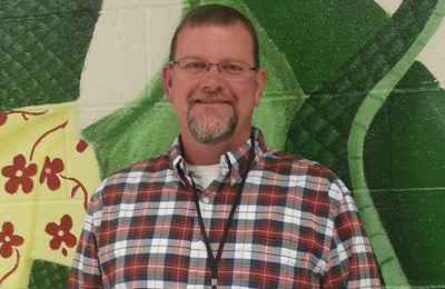 Mr. Rodney Martin - Pickens High School Teacher of the Year