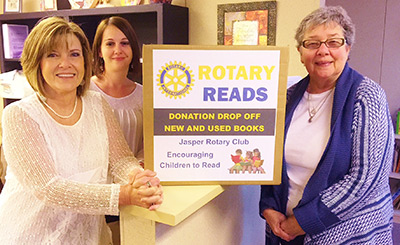 Rotary Reads To Help Address Child Abuse and Neglect
