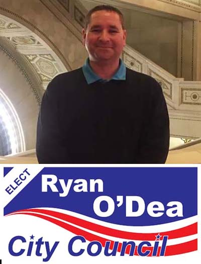 Ryan O'Dea Announces Candidacy For Jasper City Council