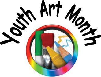 ART IS BLOOMING WITH THE YOUTH ART MONTH AT SHARPTOP ARTS GALLERY