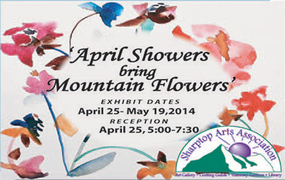 Spring Happenings are Blooming at Sharptop Arts!!