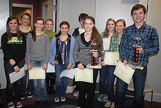 Sassafras Literary Exchange Youth Writing Contest Awards Presentation