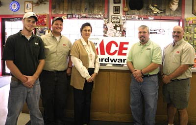 Pickens County Chamber of Commerce is proud to announce that the October Small Business of the Month is Garner Ace Hardware.