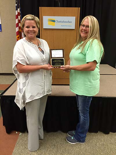Mary Ann's Awarded Pickens Chamber Small Business of the Month