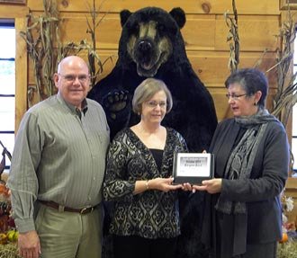 Bargain Barn named Pickens Chamber Small Business of the Month