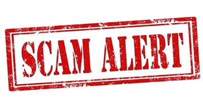 SCAM ALERT:  Person Calling Citizens Claiming To Be Officer