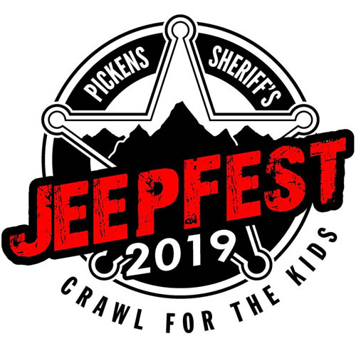 Sheriff's JEEPFEST - Crawl for the Kids Starts Today