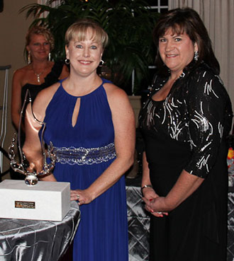 Sheryl Messner, CPA, P.C- Accountants of the First Mountain City chosen as Small Business of the Year