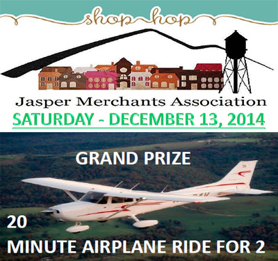 Jasper Merchants Association Hosting a Shop Hop