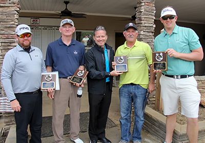 Chamber of Commerce  9th Annual Leadership Snowball Golf Tournament