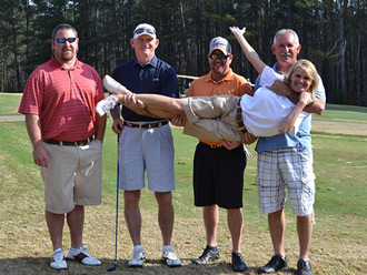 Chamber of Commerce  6th Annual Leadership Snowball Golf Tournament