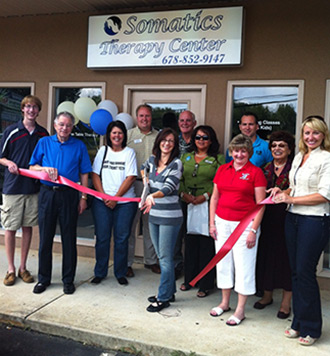 Somatics Therapy Center Ribbon Cutting