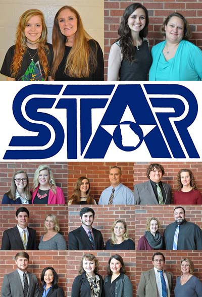 Optimist Club Presents STAR Students & Teachers from MECHS & PHS