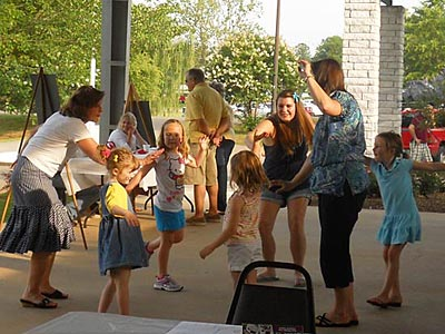A Magical Time at the Summer Solstice Celebration