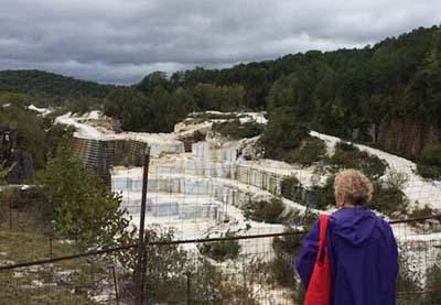 Marble Quarry Tours